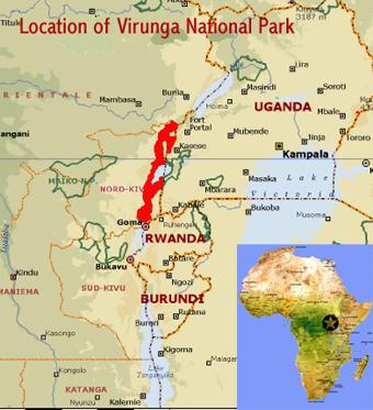 Parc des Virunga (c) African Natural Heritage